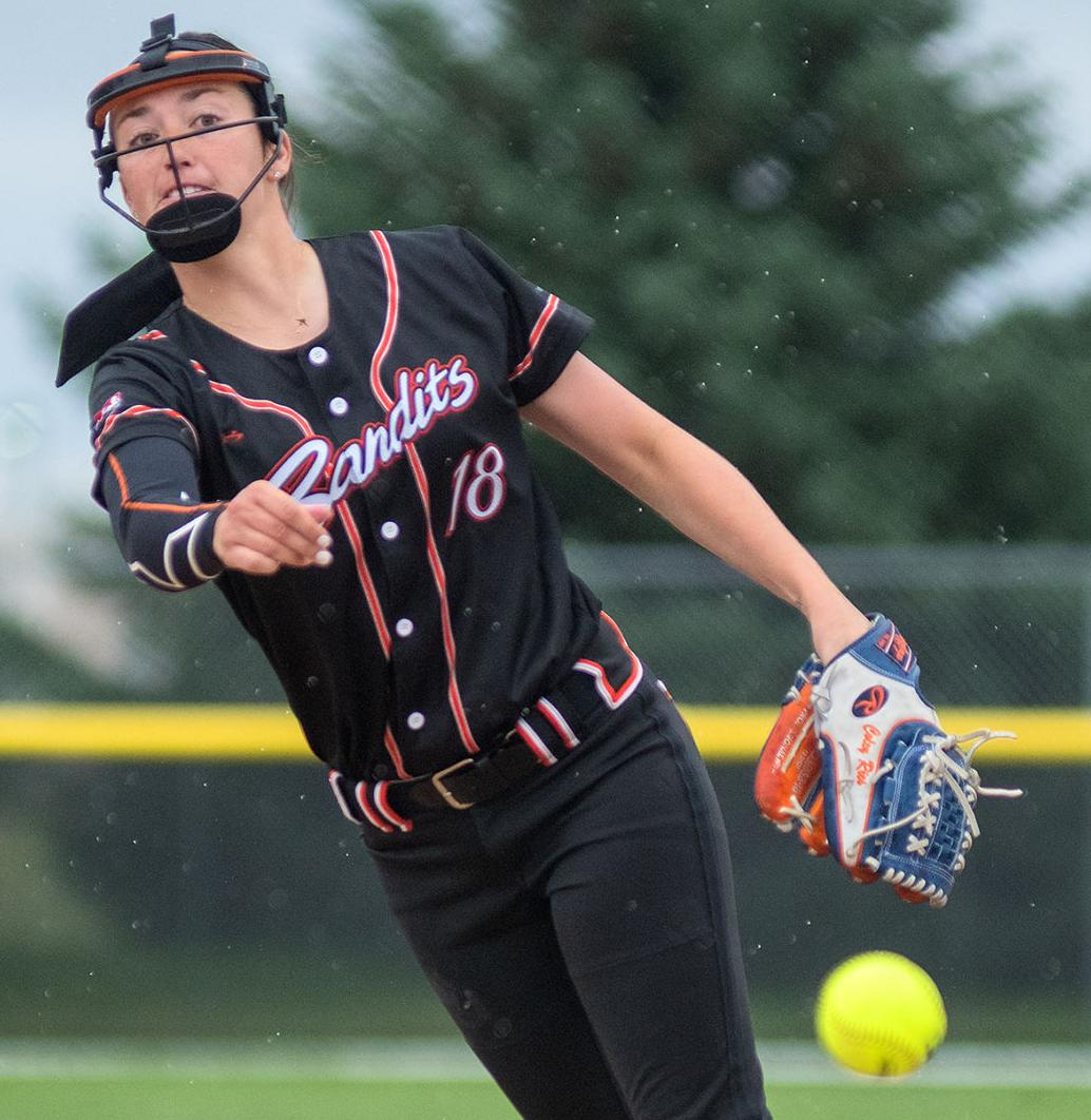 Ries comes home as pro softball player | Local Sports
