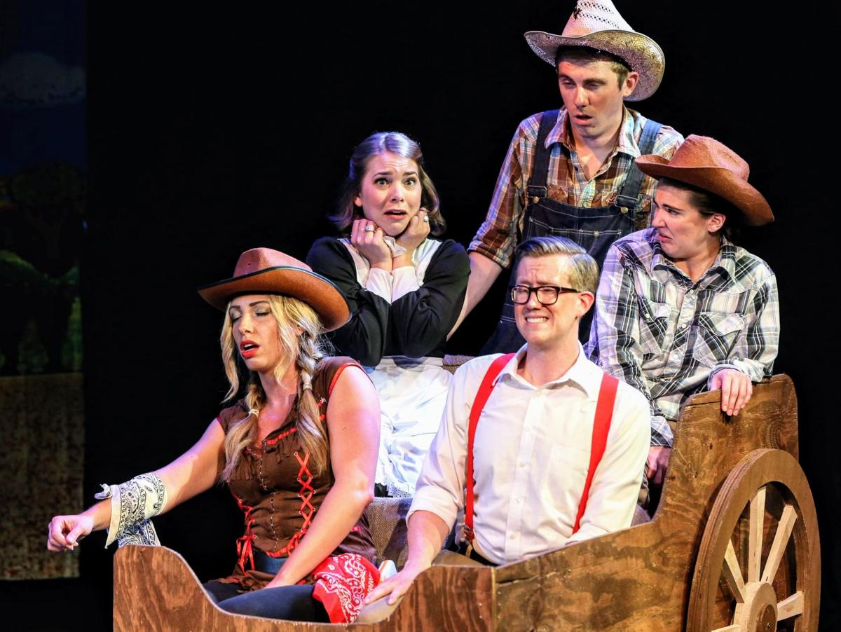 "FRINGE: ""Oregon Trail: A Musical"" main photo"