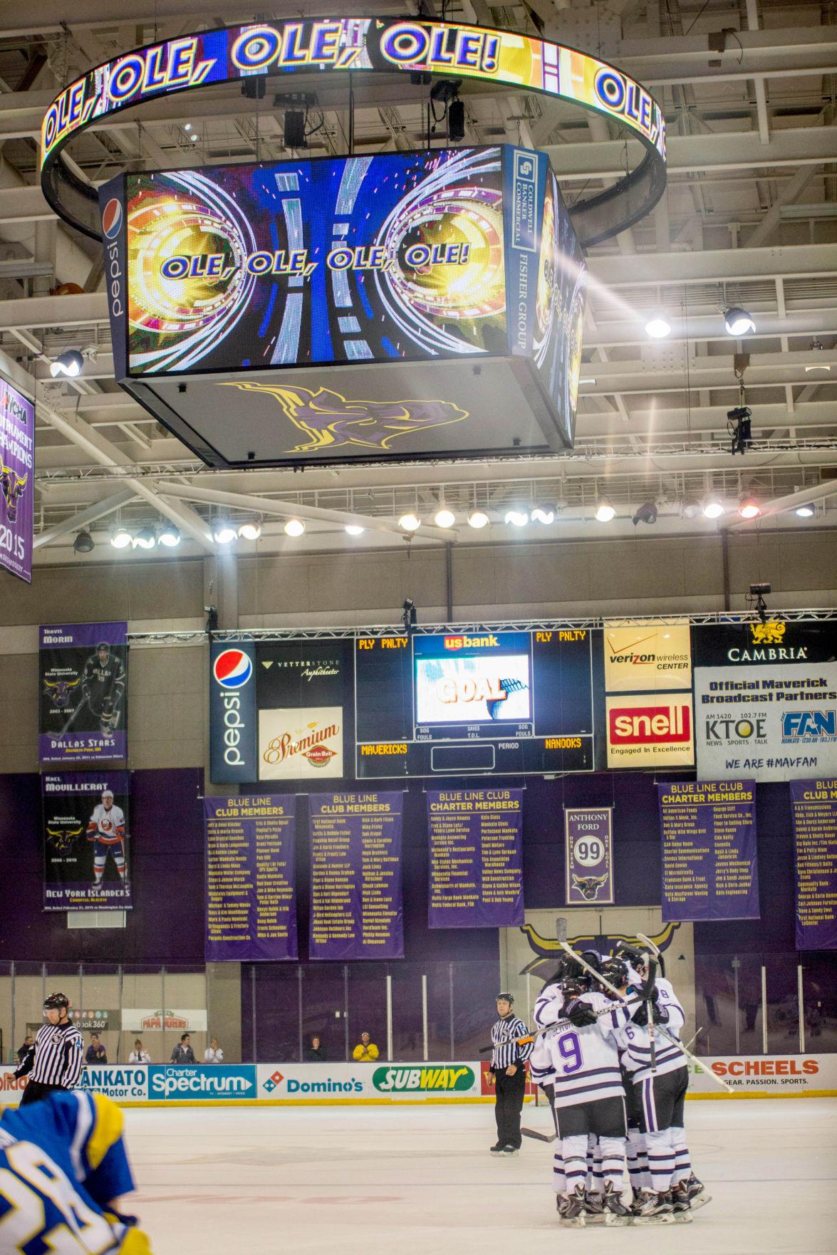 MSU Scoreboard 1
