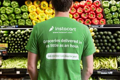 Instacart's personal shopping, delivery launches locally | Local