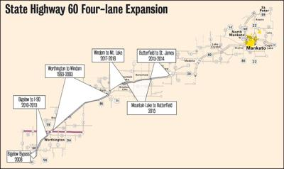 Highway 60 four-lane expansion