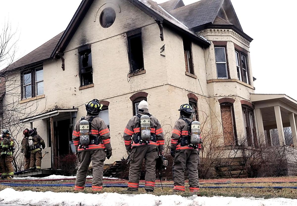 Firefighter training 1 3/9