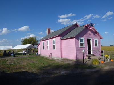 Pink Schoolhouse