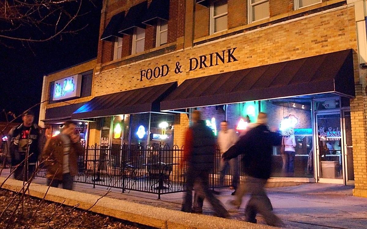 Various mutations of taxi services have been drawn to downtown mankato to get a piece of the bar closing rush prompting the city council to consider