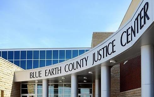 Blue Earth County Justice Center logo
