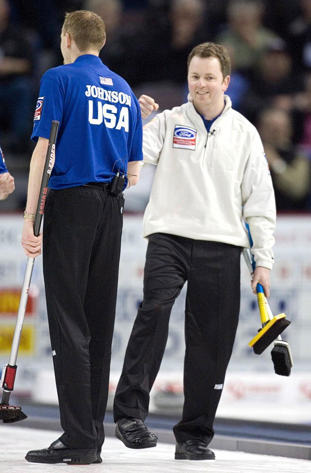 Birr brothers advance to world curling medal round | Sports
