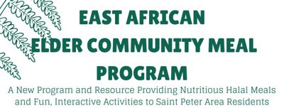 East African Elder Community Meal Program