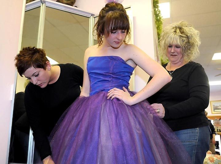 Creation 180 makes one-of-a-kind prom dresses | Lifestyles ...