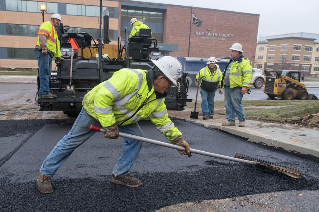 Street projects will span Mankato in '18, '19   News