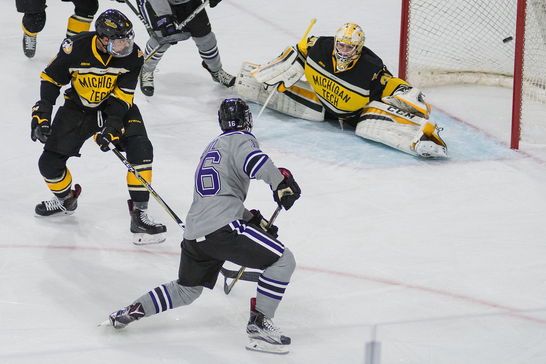 WCHA: Minnesota State Hockey Rookies Know Each Other Well
