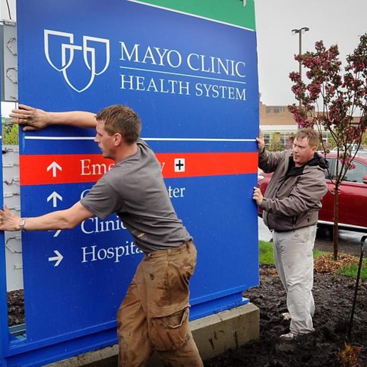 Mankato hospital gets dose of Mayo Clinic brand | Local News