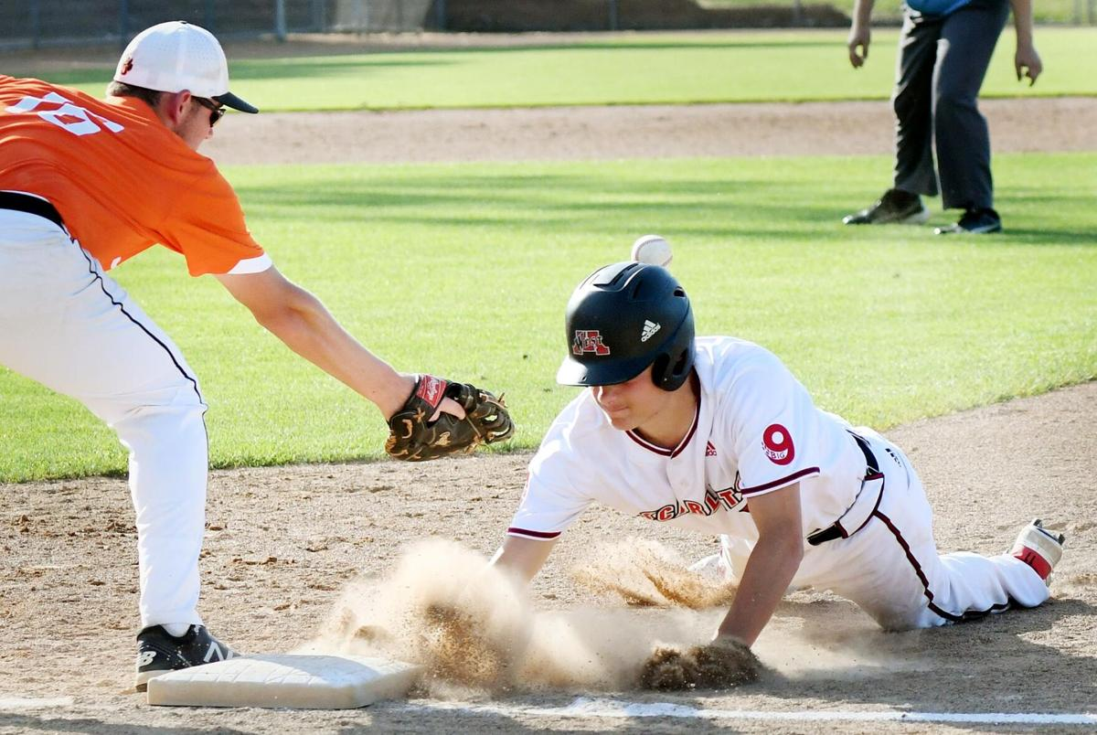 West baseball vs. Marshall 1