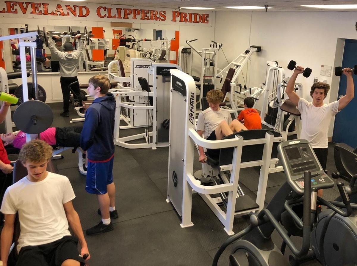 Shared school and community workout gym planned in