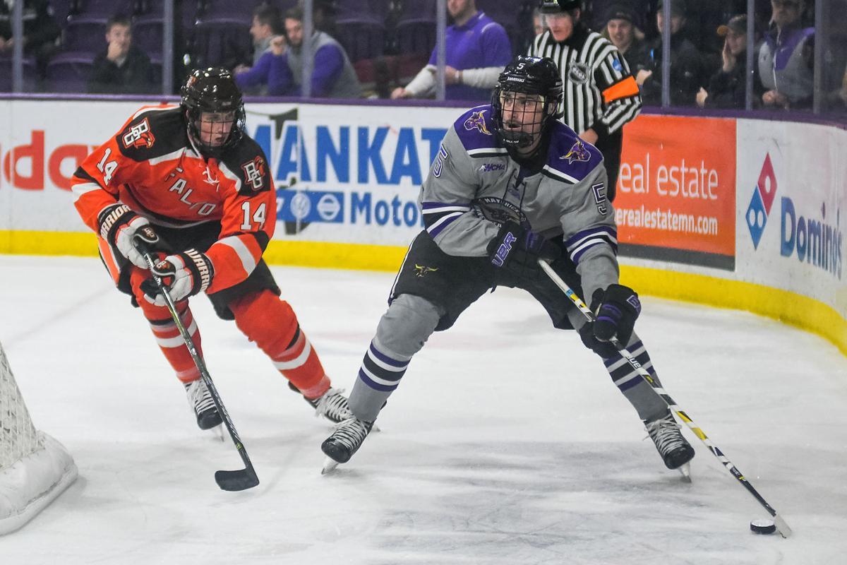 MSU Hockey Jaremko