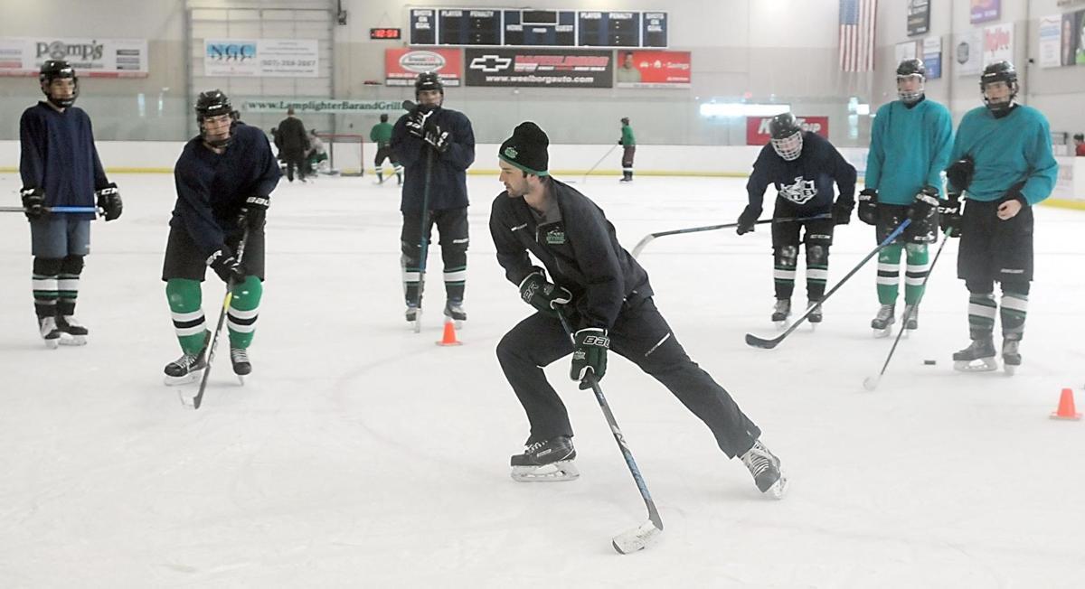 New Ulm Steel hockey preview 2