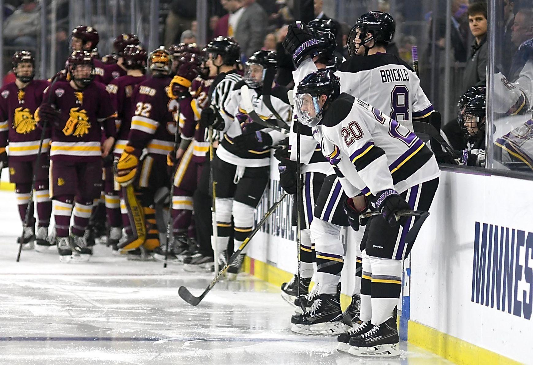 WCHA: MSU Mavericks Turn Page To New Season | MSU Men's Hockey | Mankatofreepress.com