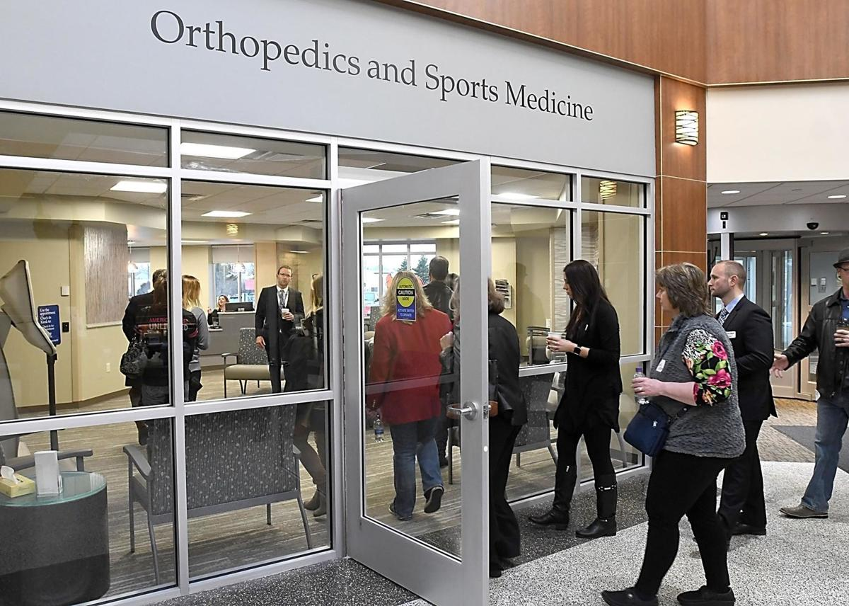 Mayo In Mankato Unveils New Orthopedic Clinic Local News