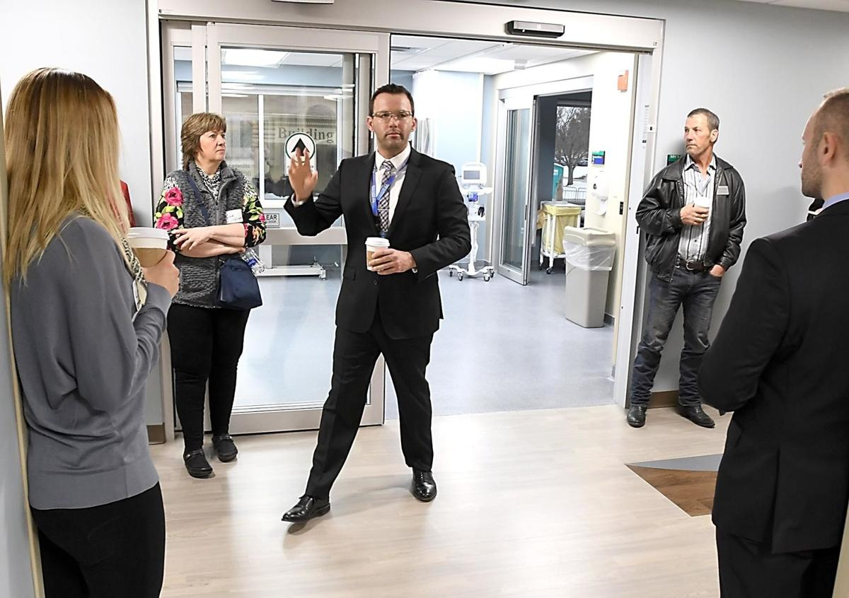 Mayo in Mankato unveils new orthopedic clinic | Local News