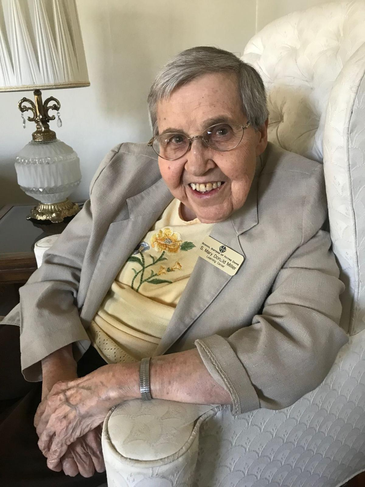 Sister Mary Donald Miller (MAIN)