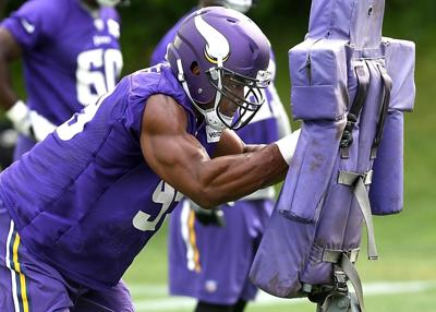 Vikings  DE Danielle Hunter is ready to shine  0c15865b9