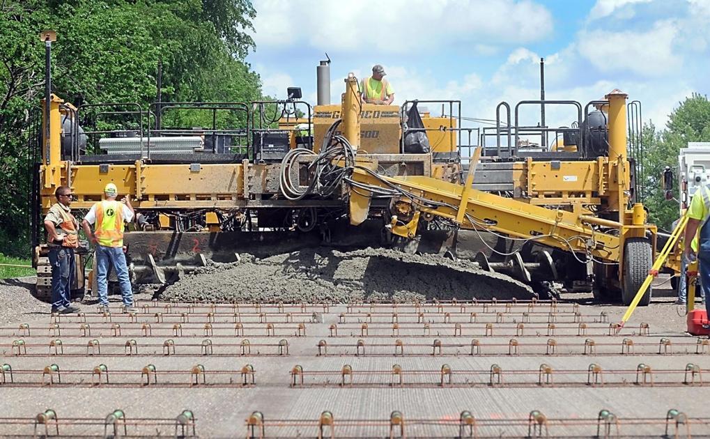 Mndot plans million in area road upgrades news