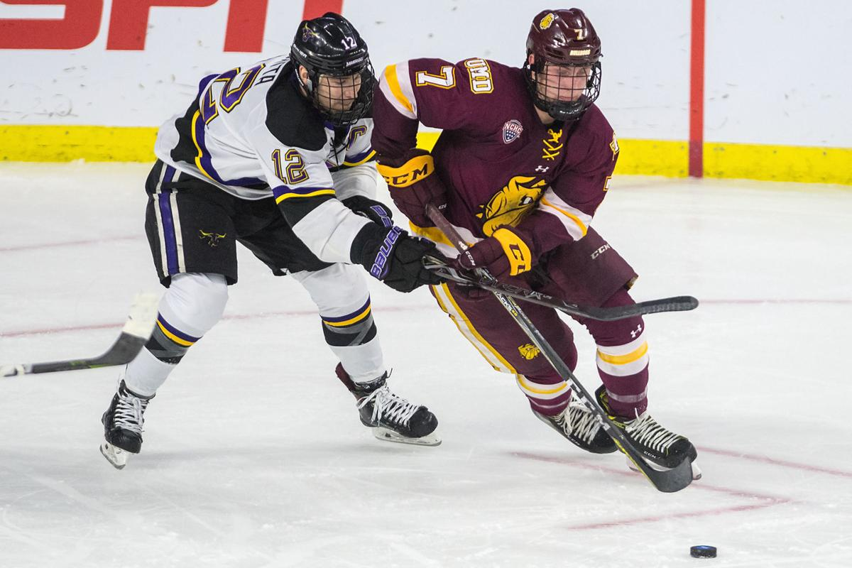 new product c57a5 a8fd9 Mavericks fall in overtime to UMD in NCAA regional (Puckato ...