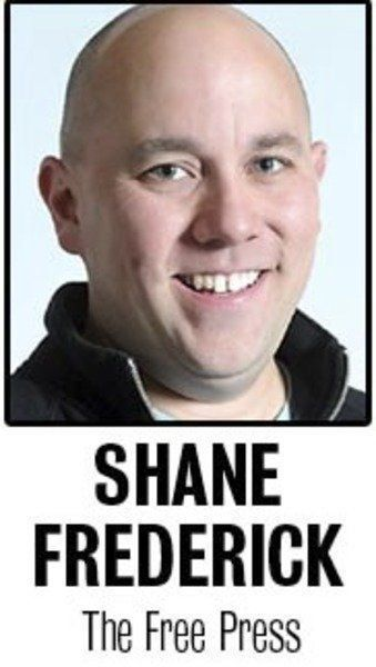 Shane Frederick column