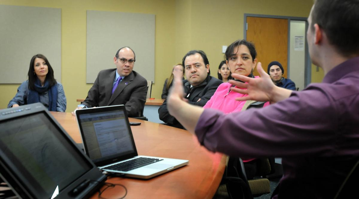 Mexican delegation visits MSU