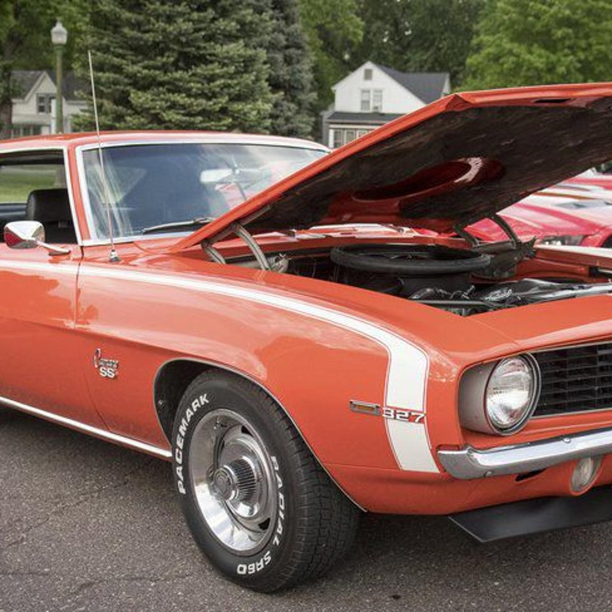 Car show hits its gear in Lake Crystal, Nicollet | Local News