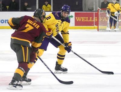 MSU men's hockey Connor Mackey