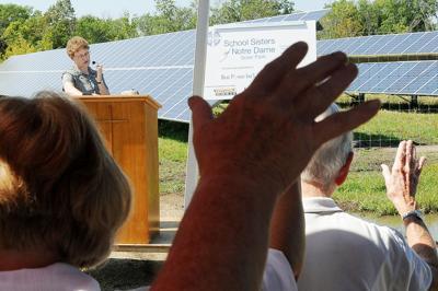 SSND solar energy farm