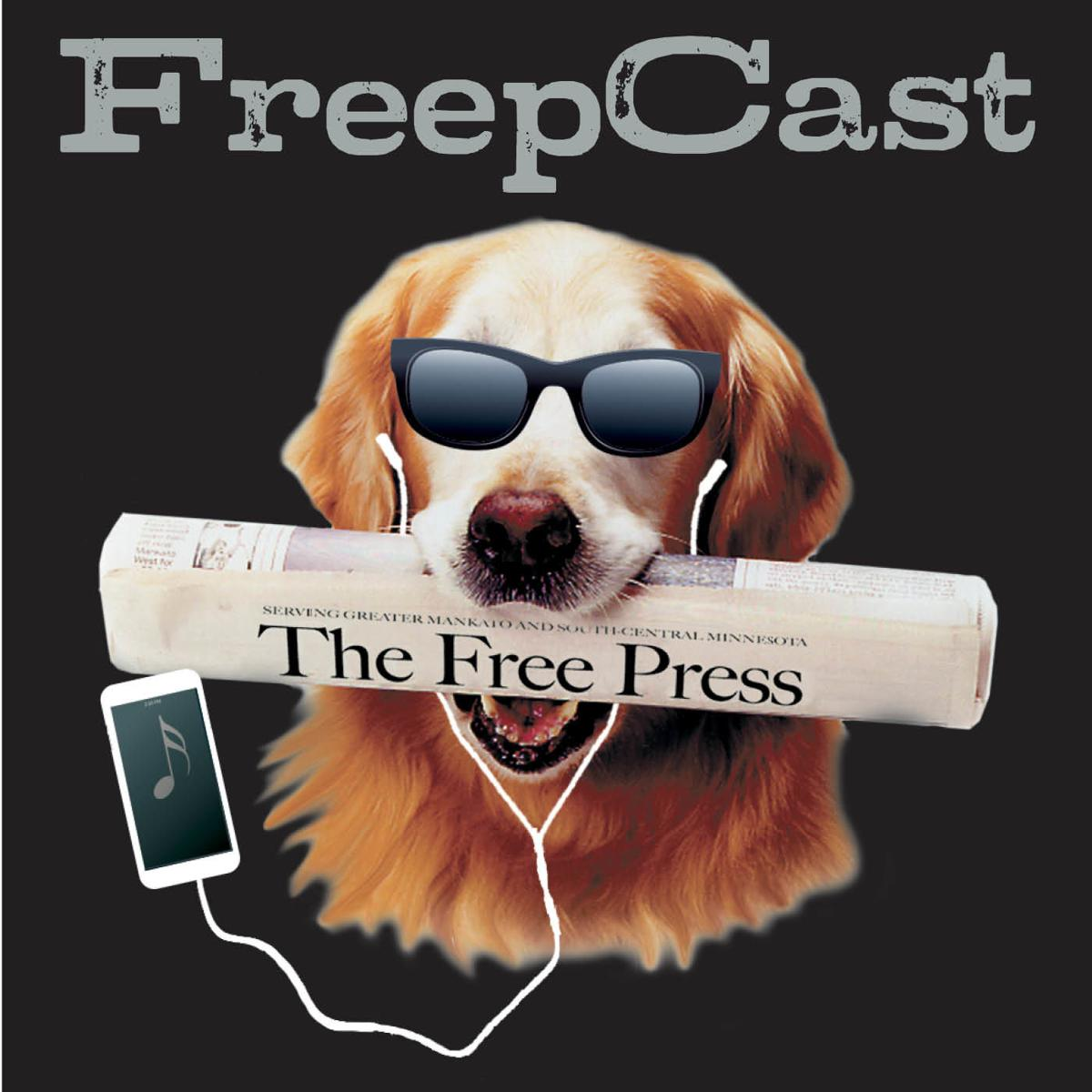 FreepCast logo