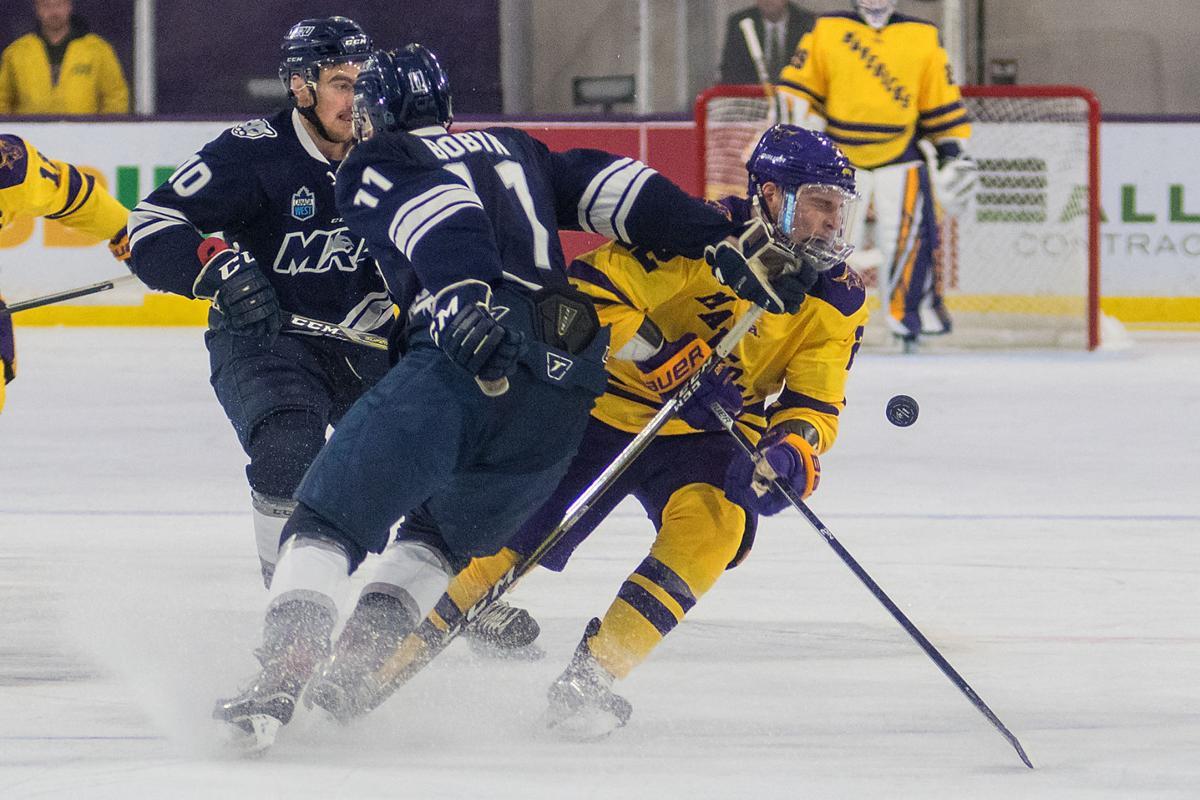 MSU Hockey vs MRU 2