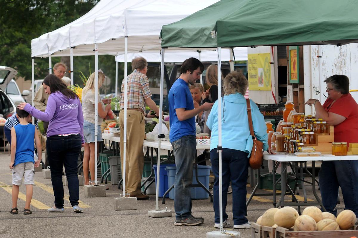 Mankato Farmers' Market kicks off Saturday | News | mankatofreepress com