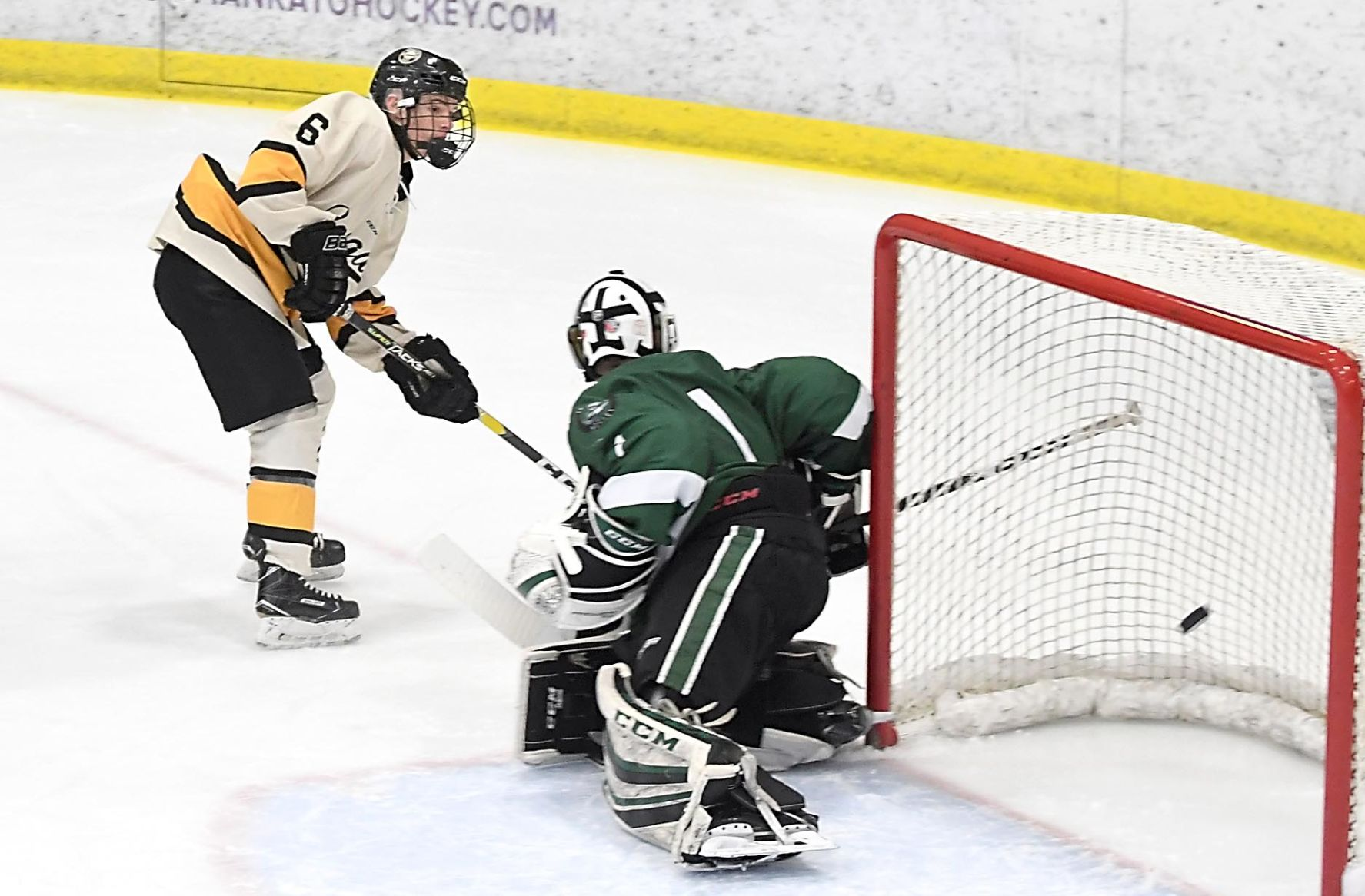 MN H.S.: Mankato East/Loyola Downs Faribault