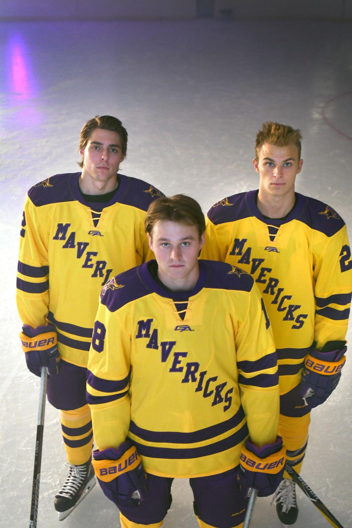 MSU men's hockey media day