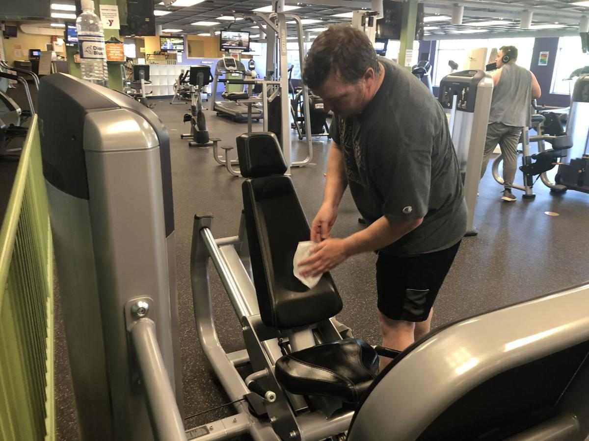 Pandemic Has Dealt Local Gyms A Tough Blow Local Sports Mankatofreepress Com