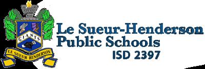 Le Sueur-Henderson logo