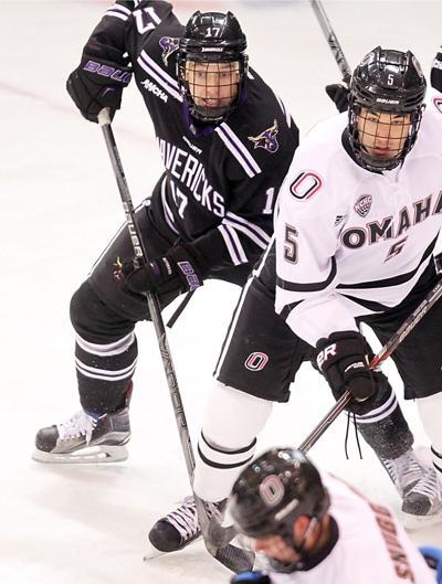 MSU men's hockey's Michael Huntebrinker