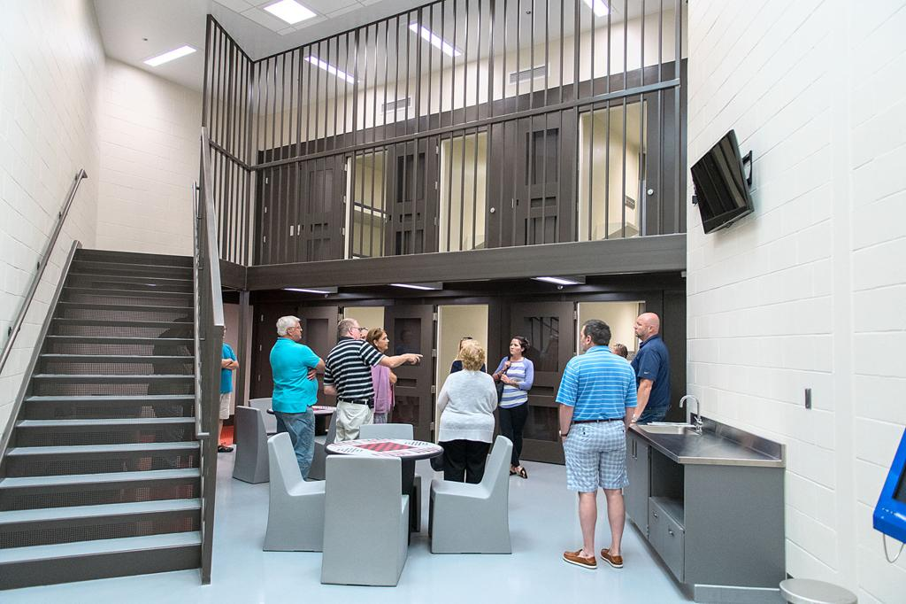 Le Sueur County shows off its $30M Justice Center | News