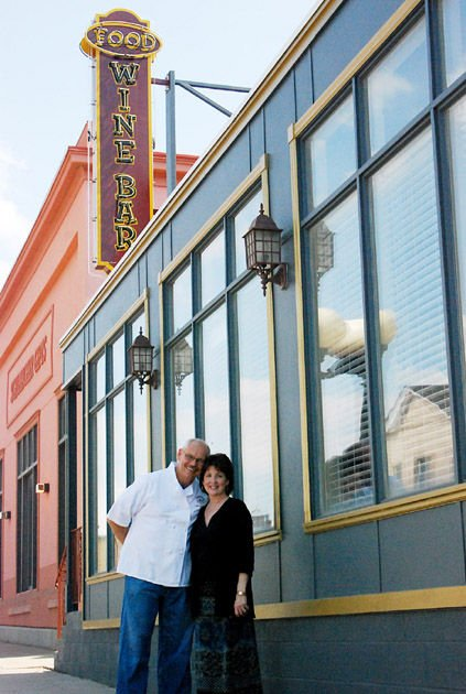 He And Wife Kathleen Have Reopened The Historic Schumacher Hotel Restaurant In New Prague After A Four Year Hiatus
