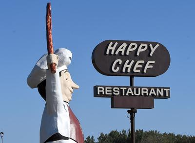 Happy Chef gets his voice back