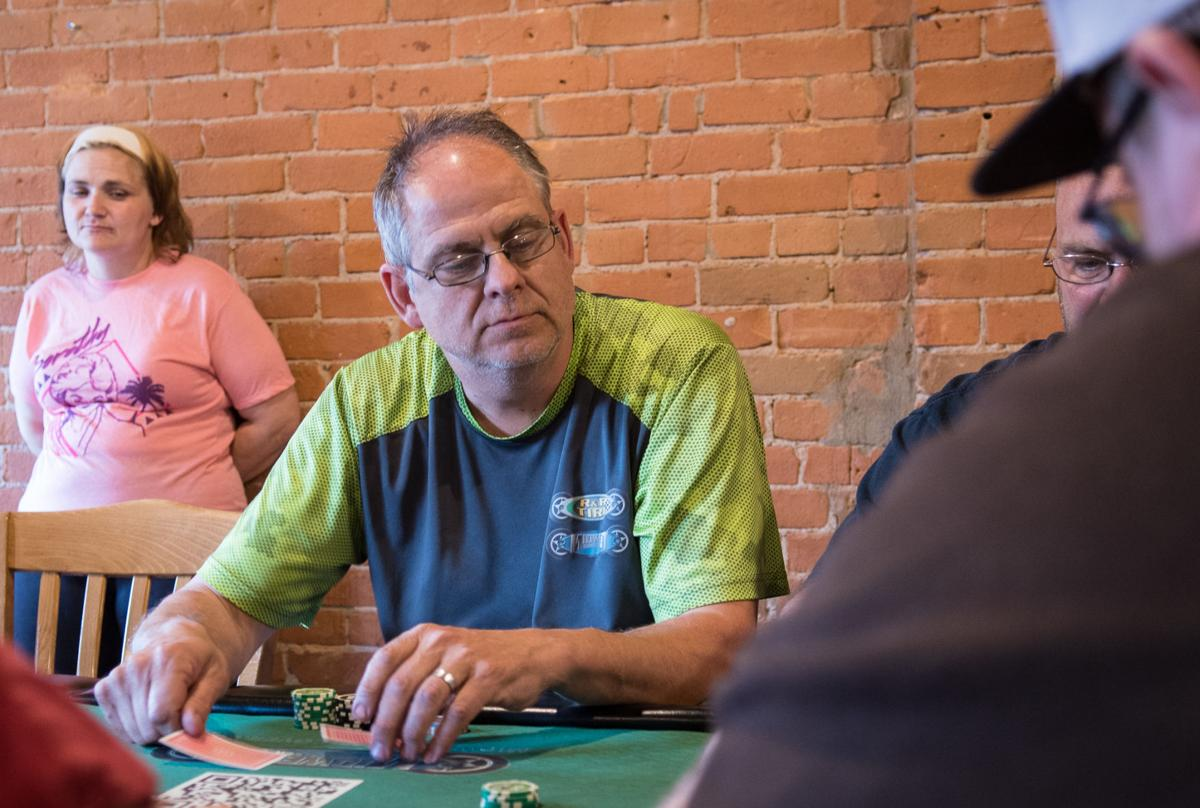 Fort worth amateur poker league — 10