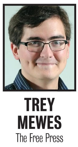 Trey Mewes COLUMN MUG