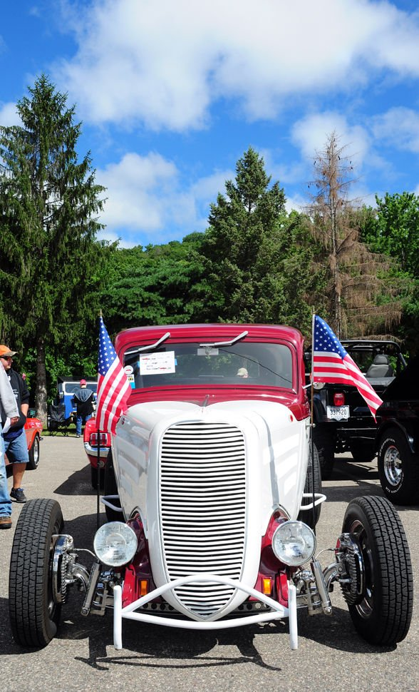 PHOTO GALLERY: Minnesota Veteran Classic Car & Bike Show | Local ...