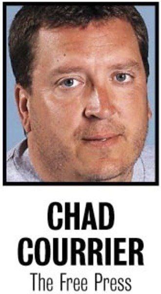 Chad Courrier column