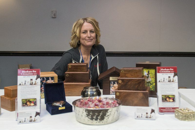 RISING FROM THE ASHES Mankato woman starts pet cremation business