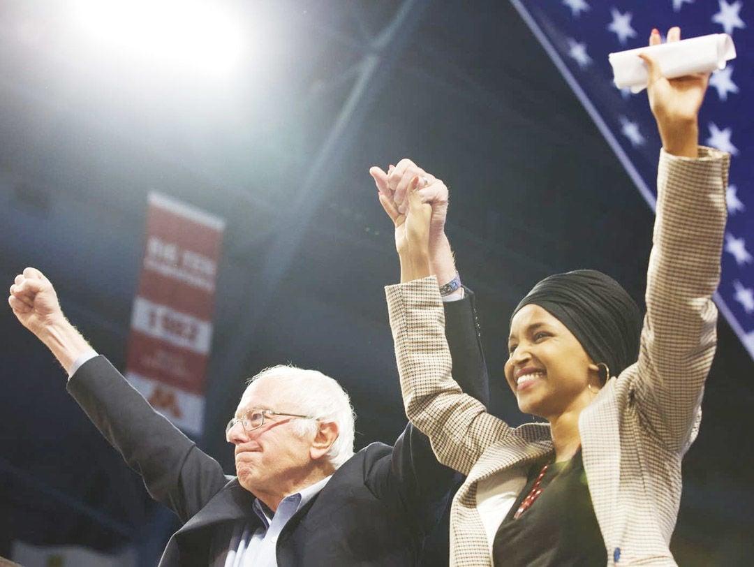 Sanders and Omar MAIN