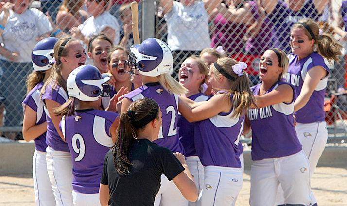 New Ulm Public Wins First State Softball Title Sports