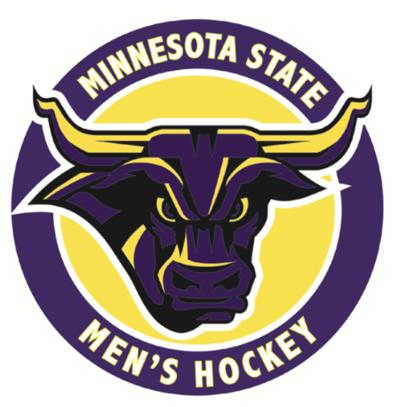 msu hockey logo